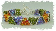 Raw Beaded Bracelet | Bracelets: Jewelry