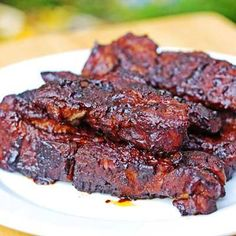 Easy+Country-Style+BBQ+Ribs+@keyingredient+#pork+#easy
