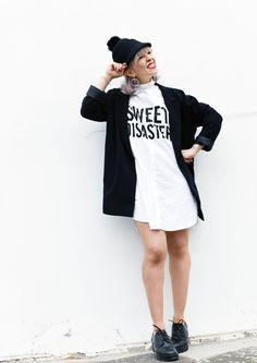 blouse-dress-monochrome-outfit-fashion-blogger-nachgesternistvormorgen-cute-edgy-look-streetstyle-11-Kopie.psd