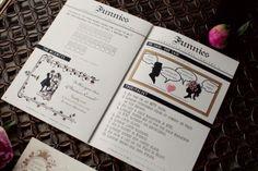 Newspaper-Wedding-Invitation-Inside