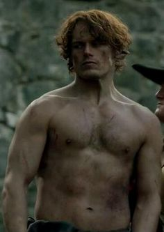 @KristinDSantos We nominate Sam Heughan #AlphaMaleMadness Well, see for yourself, he's #Outlander braw highlander. pic.twitter.com/35QrBYpQgB
