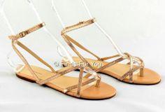 0d18843e6f25 J Crew Pilar Glitter Sandals Size 6 Style 68735  118 New Glitter Sandals