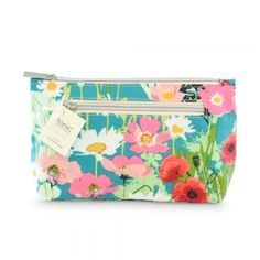 1b567611d0f2 Dusk Meadow Small Cosmetic Bag. Tonic s ...