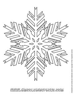 snowflake coloring pages paper snowflake patterns coloring page h m coloring pages