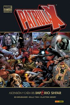 Marvel Deluxe. Patrulla-X: Ascensión y caída del Imperio Shi'ar