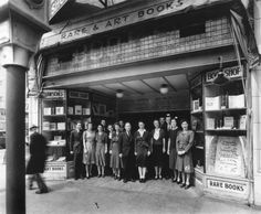 Books for Victory: Publishing During WWII: Dawson's Book Shop, Los Angeles, 1940s