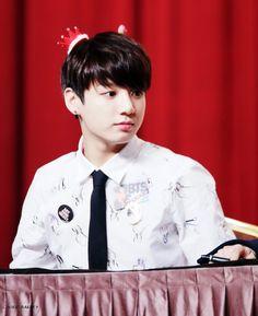 Jungkook he so cute my little fetus