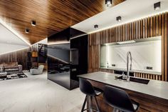 Apartment in Sofia by Pavel Yanev