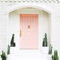 16 Times A Painted Door Changed Everything - Open a door to color. - Photos
