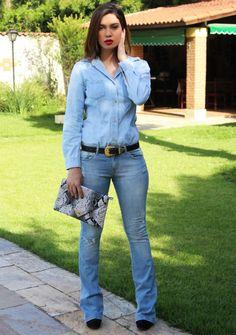 Total Jeans por Fernanda Evangelista | Livro do diamante em dezembro 2, 2013