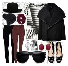 """""""This or that"""" by dianeriley on Polyvore featuring Zara, Charlotte Olympia, J Brand, Ralph Lauren Black Label, Topshop, ISABEL BENENATO, Marc by Marc Jacobs, Accessorize, Athleta and Liz Claiborne"""