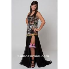 Yes, I want this.  Yes, I want to wear it for the Marine Corps Ball.  And yes, I would wear my cowboy boots with it!