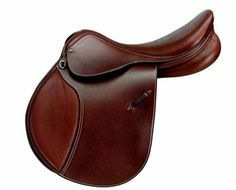 Buy the Competition Showjumper Saddle, XCH gullet system, great price, saddle trial available, at Mary's