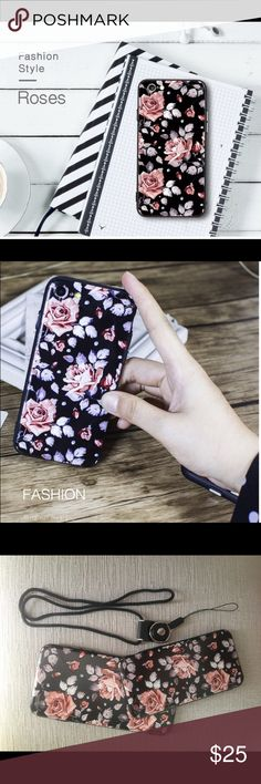 Colorful iPhone case for 6 6s! Colorful Flower Hard Plastic Cover Case For iphone 6 6s Pink Red Roses Ultra Thin. FunctionDirt-resistant,Anti-knock Exotic,Patterned design  TypeCase Size4.7/5.5 Compatible BrandApple iPhones Function1light weight,good looking, hand feeling StyleFashion/Flowers/Women Function2Dirt Proof/Anti-knock Shock-Proof/Anti-Scratch /Anti-Skid Feature 1Pink Rose Feature 2Soft edge+hard back ❤️FREE PHONE STRAPS❤️ Accessories Phone Cases