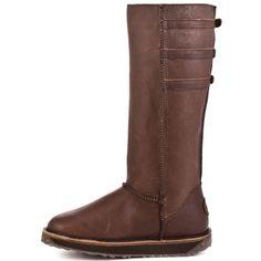 Narooma - Vintage Choc  EMU Australia Emu, Riding Boots, Australia, Heels, Vintage, Women, Fashion, Horse Riding Boots, Heel