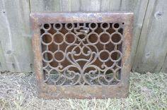 Reclaimed vent.  So Pretty. Etsy $45