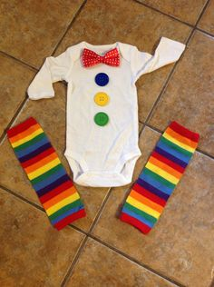 Boys Clown Costume 3pc set baby boy Halloween costume circus Birthday outfit by MizThings on Etsy https://www.etsy.com/listing/246584149/boys-clown-costume-3pc-set-baby-boy