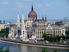 Hungarian Parliament Building in Hungary :http://travellingcolors.com/hungarian-parliament-building-in-hungary.html