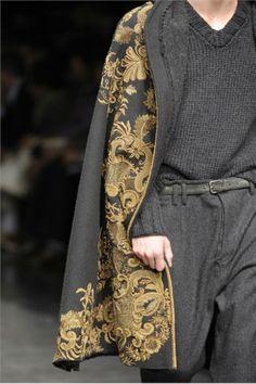 Dolce & Gabbana   Fall Winter 2013 Menswear