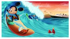 Matt Whitlock Blogfolio: More Commercial Work-- Disney Parks and ...