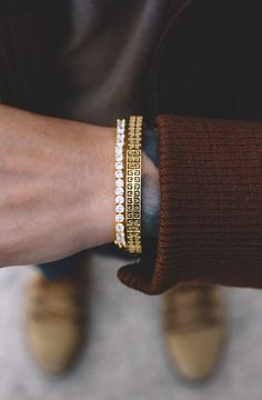 *Mister Omega Cuff Bracelet - Gold - Mister SFC - 2