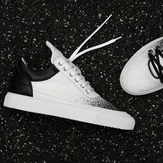 Filling Pieces Low Top Degrade