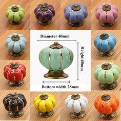 $5.40 (Buy here: https://alitems.com/g/1e8d114494ebda23ff8b16525dc3e8/?i=5&ulp=https%3A%2F%2Fwww.aliexpress.com%2Fitem%2F2pcs-40mm-Ceramic-Pumpkin-Door-Handle-Pull-Knobs-Cabinet-Door-Cupboard-Drawer-Locker-Antique-Bronze-Zinc%2F32332948454.html ) 2pcs 40mm Ceramic Pumpkin Door Handle Pull Knobs Cabinet Door Cupboard Drawer Locker Antique Bronze Zinc Alloy Base for just $5.40