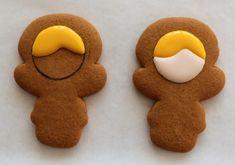 Polar Pals Decorated Cookies