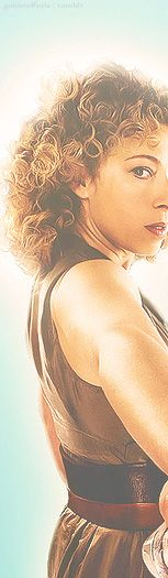 "gobletoffeels: ""Alex Kingston - Three Roles; Moll Flanders, Elizabeth Corday, River Song """