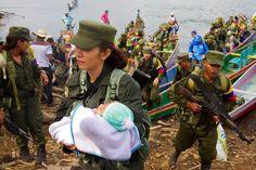 LA ÚLTIMA MARCHA DE LAS FARC/¿QUÉ PONES TÚ POR LA PAZ DE COLOMBIA?