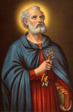 El Santo del Dia: 29 DE JUNIO SAN PEDRO  APÓSTOL