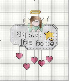 Home Angel Cross Stitch