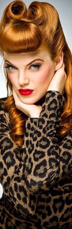 #Leopard Love - #Luxurydotcom via