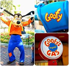 Showing your #GoofySide is a must at #Disney!