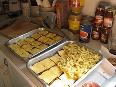 ++Yum-A-Setta amish egg noodles ground beef dish
