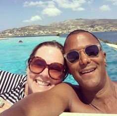 It's a Gilmore Girls Reunion! Melissa McCarthy and Yanic Truesdale Soak Up the Sun in Greece