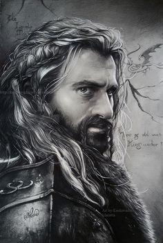 "Fili by KerdzevadzeART.deviantart.com on @DeviantArt - From ""The Hobbit"""