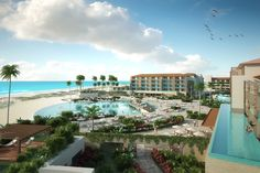 Coming in 2016! Perfectly situated in the exclusive gated community of Playa Mujeres outside of Cancun is Dreams Playa Mujeres Golf & Spa Resort. Surrounded by white sandy beaches, the clear aqua Caribbean Sea and a world famous golf course, this resort will provide an ideal vacation setting for couples and couples with children.
