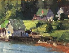 Plein Air | Larry Moore Studios. No, won't get it to the end of the week.