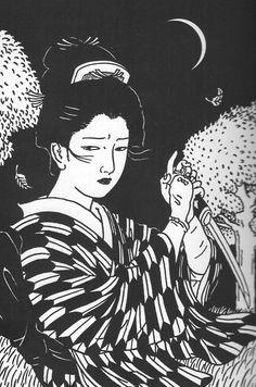 Japanese art - very pretty