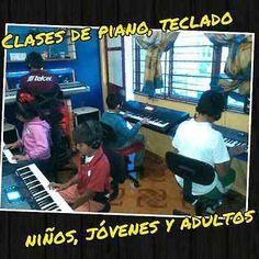 Clases de piano, teclados y sintetizadores  #Clases, #Piano, #Teclados, #Sintetizadores