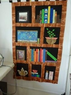 Bookcase Quilt Along - Page 11 - GROUPS - Quilt Along - QATW Quilting Forum