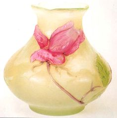 galle rose de france vase - Yahoo Search Results