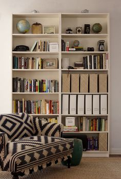 Homemade Bookshelves To Save Your Money Great With Geometric Pattern Sofa