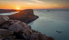 Sunset at Raft Point (image thanks to Dan Avila Photography)