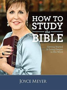 Salvation Prayer, Instant Video, Joyce Meyer, Prime Video, Get Started, Amazon Instant, Bible, Study, Teaching