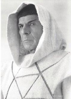 Leonard Nimoy Star Trek The Search for Spock