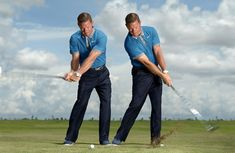 """Making half swings teaches good arm extension."" http://golfdig.st/1A0nPsm"