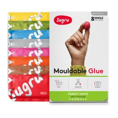 Purchase Sugru, a waterproof, heatproof, durable repair putty. Sugru sets into a flexible silicone rubber, it's shock resistant and can hold up-to Sugru Mouldable Glue, Folding Laundry, Water Conservation, The Hard Way, Best Budget, Freundlich, Flexibility, Adhesive, Hold On