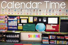 I hope you are enjoying the Summer Linky Party. I know I am! This week we are focusing on CALENDAR time.  This happens to be my favorite time of the day because I get so much done and my class has so much fun each and every day. Here is a picture of my …